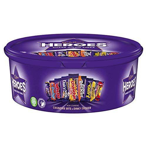 """<p><strong>Cadbury</strong></p><p>amazon.com</p><p><strong>$19.70</strong></p><p><a href=""""https://www.amazon.com/dp/B07TY8W4F4?tag=syn-yahoo-20&ascsubtag=%5Bartid%7C1782.g.994%5Bsrc%7Cyahoo-us"""" rel=""""nofollow noopener"""" target=""""_blank"""" data-ylk=""""slk:BUY NOW"""" class=""""link rapid-noclick-resp"""">BUY NOW</a></p><p>If you love the Cadbury eggs that come around every Easter, you'll adore this variety tub. </p>"""
