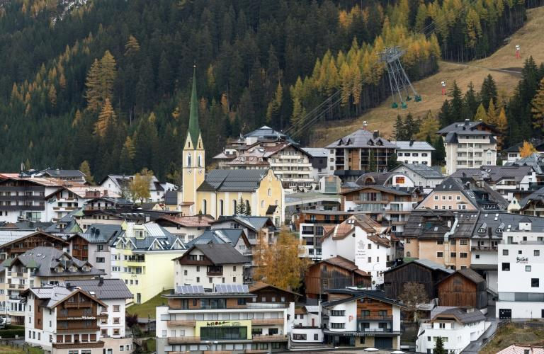The Austrian ski resort of Ischgl was one of Europe's coronavirus hotspots last year