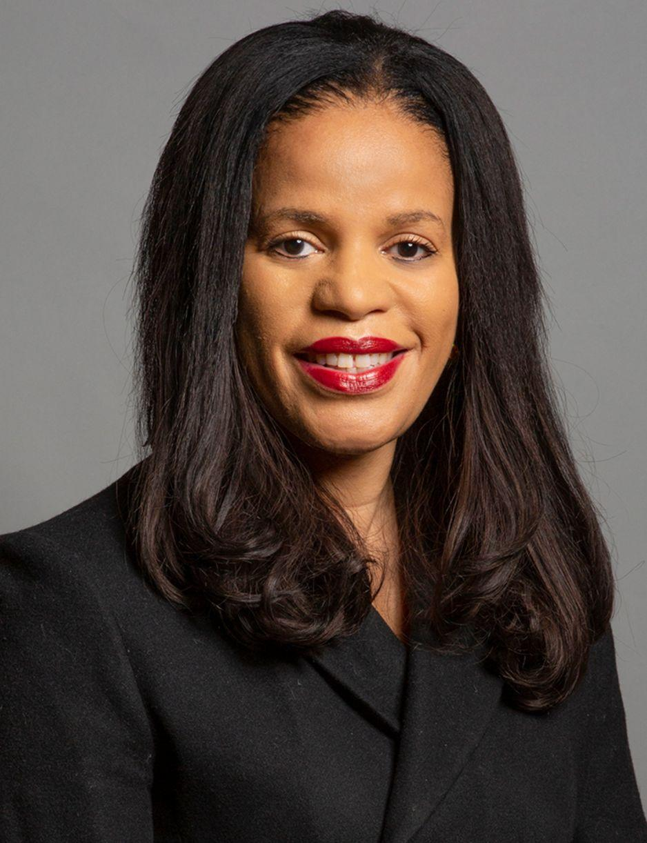 Claudia Webbe, MP for Leicester East (Photo: Claudia Webbe)