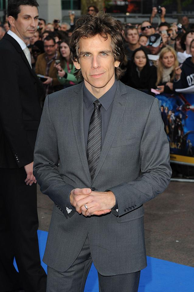 "<a href=""http://movies.yahoo.com/movie/contributor/1800019193"">Ben Stiller</a> at the London premiere of <a href=""http://movies.yahoo.com/movie/1810028001/info"">Night at the Museum: Battle of the Smithsonian</a> - 05/12/2009"