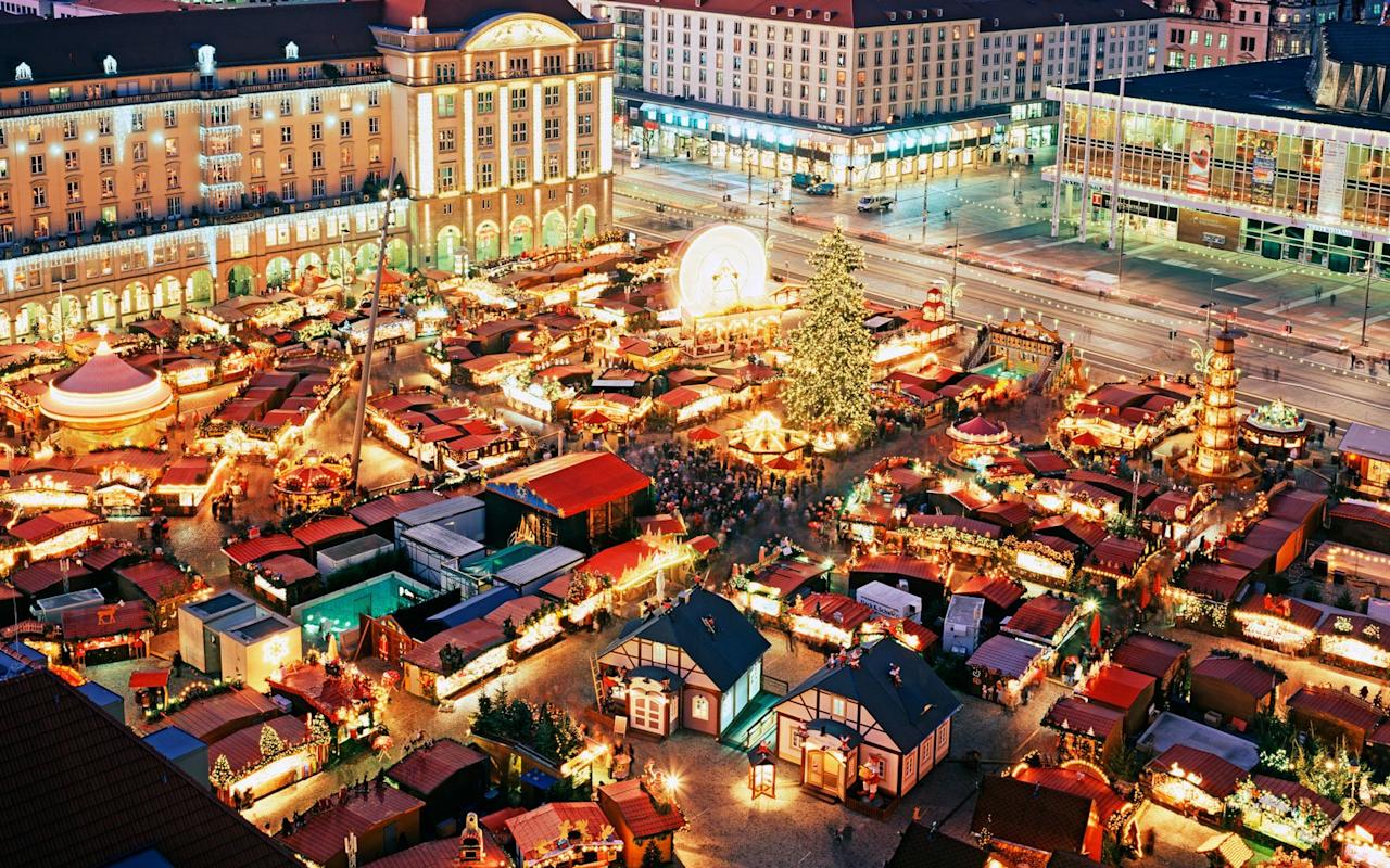 Best Christmas Markets In Europe.The Best Christmas Markets In Europe