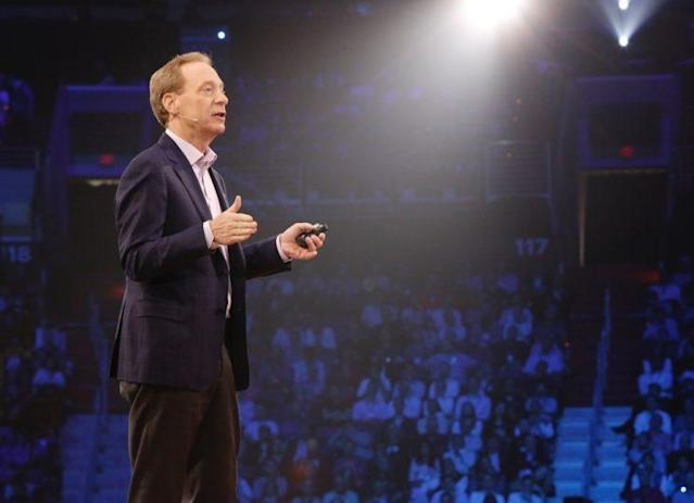 Microsoft chief legal officer Brad Smith has two requests that could cut down on ransomware.