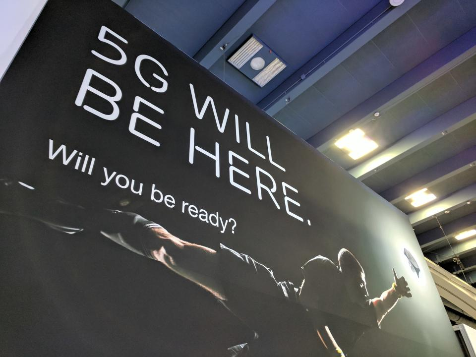 Technology companies are hyping 5G internet connectivity, but you'll want to check your expectations.