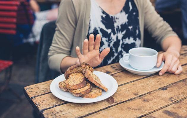 Why say no to bread when you don't have to?! Photo: Getty