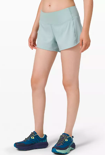 "Speed Up Short Long 4"" (Photo via Lululemon)"
