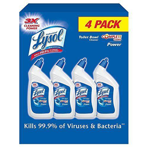 """<p><strong>Lysol</strong></p><p>amazon.com</p><p><strong>$20.90</strong></p><p><a href=""""https://www.amazon.com/dp/B00I0UC1BI?tag=syn-yahoo-20&ascsubtag=%5Bartid%7C10063.g.36389311%5Bsrc%7Cyahoo-us"""" rel=""""nofollow noopener"""" target=""""_blank"""" data-ylk=""""slk:Shop Now"""" class=""""link rapid-noclick-resp"""">Shop Now</a></p><p>We can all agree that this is one of the worst parts of cleaning, but the Lysol professional cleaner is heavy duty and removes rust, mineral deposit and germs. </p>"""