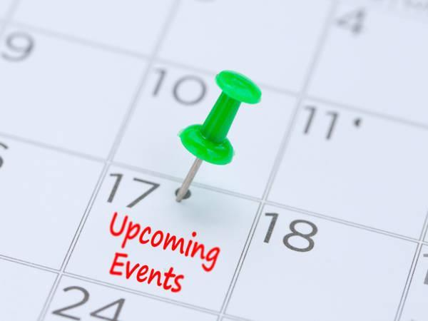 Valentines Day dinner, international cooking classes, pickle ball and more. Find upcoming events here.