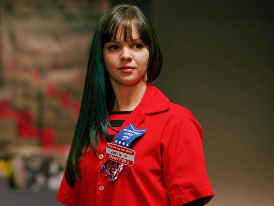 "Amber Tamblyn in the first ""Sisterhood"" movie. <p class=""copyright"">Warner Bros. Pictures</p>"