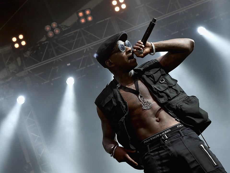 Skepta, Future and Migos are headlining Wireless festival 2021 (Getty Images)