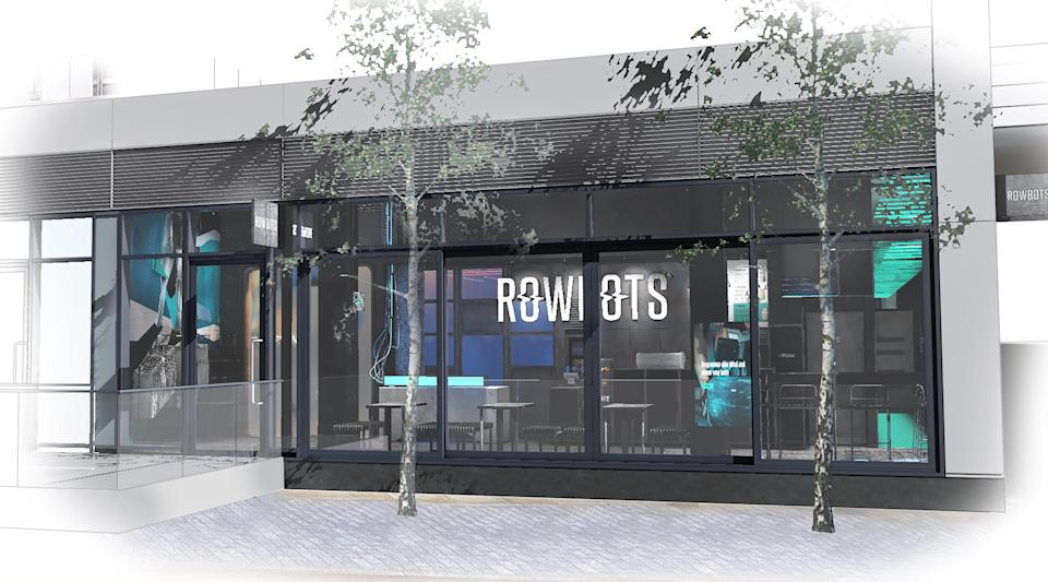 Fitness brand Rowbots is to open a second site in London (Rowbots )