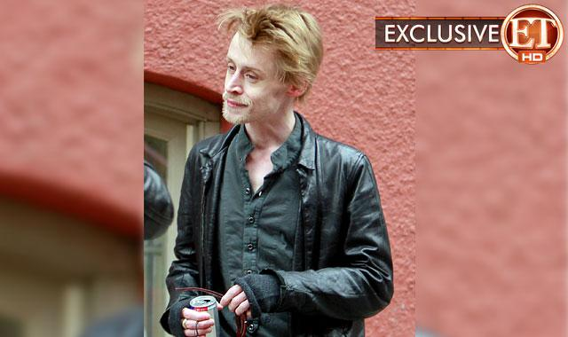 New Details on Macaulay's Film Role