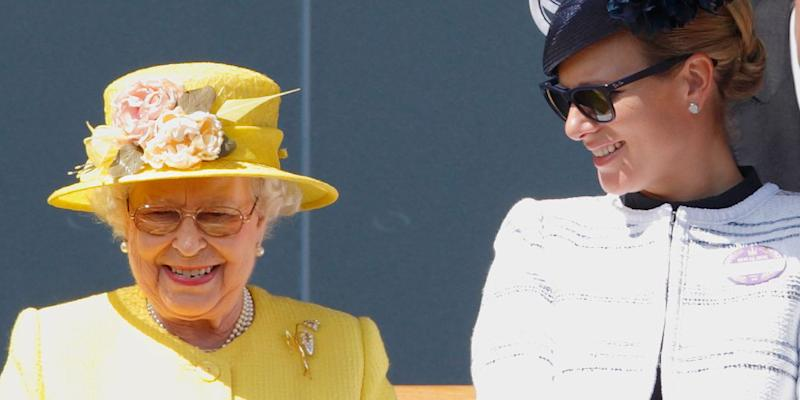 41f2483756d5c Quick Question  Why Isn t Zara Tindall a Princess But Beatrice and ...