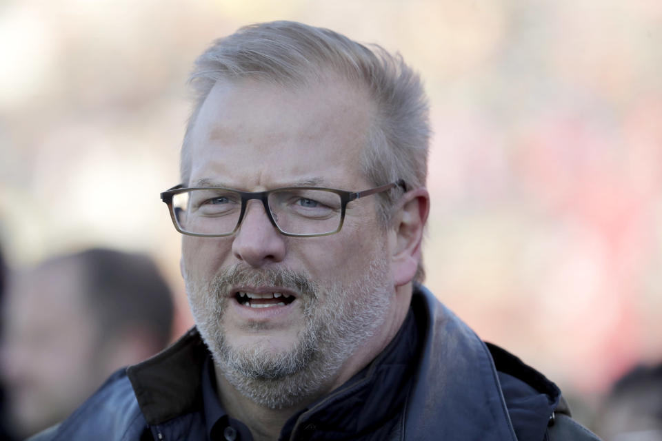 Jets general manager Mike Maccagnan hasn't had a successful track record of drafting talent. (AP)