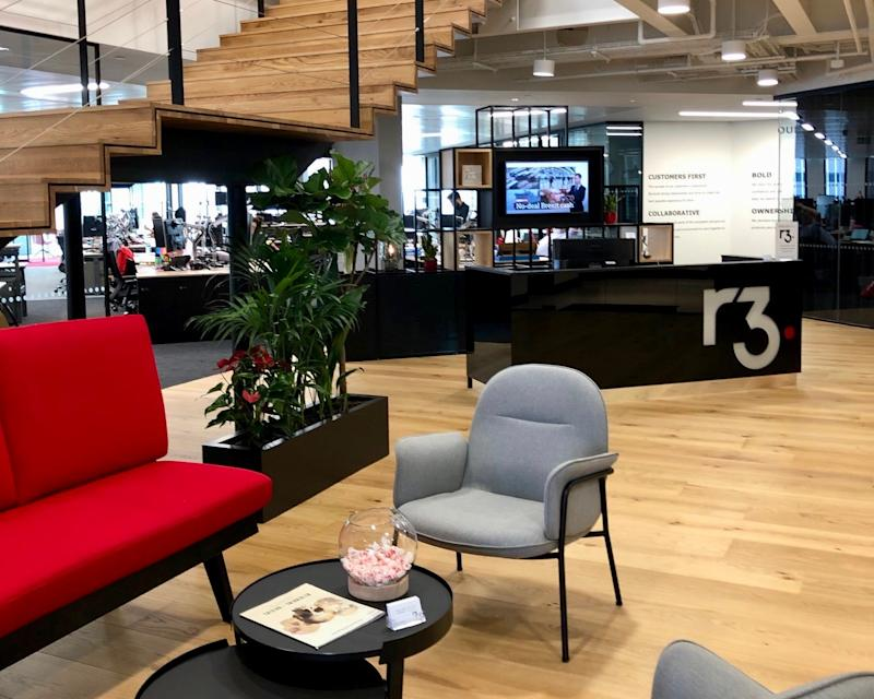 R3 Doubles London Office Space for Blockchain Hiring Spree