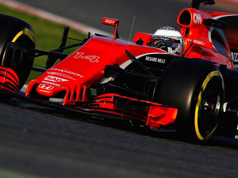 Boullier: McLaren chassis masked by power issues