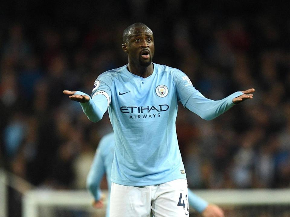 Yaya Toure 'passes medical' in London as he nears free transfer, claims agent Dimitry Seluk