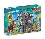 """<p><strong>Playmobil</strong></p><p>amazon.com</p><p><strong>$35.83</strong></p><p><a href=""""https://www.amazon.com/dp/B0766D7R7L?tag=syn-yahoo-20&ascsubtag=%5Bartid%7C10055.g.26859132%5Bsrc%7Cyahoo-us"""" rel=""""nofollow noopener"""" target=""""_blank"""" data-ylk=""""slk:Shop Now"""" class=""""link rapid-noclick-resp"""">Shop Now</a></p><p>Previous versions of Playmobil building sets have been kid-tester favorites, so this dinosaur-themed one is no different. It <strong>promotes open-ended role play</strong> since kids get to engage in imaginative and social play with the figures (like a movable T-Rex) and lots of other detailed accessories. He'll love playing with the laser gun and UV flashlight, which reveals glow-in-the-dark details. <em>Ages 4+</em></p>"""