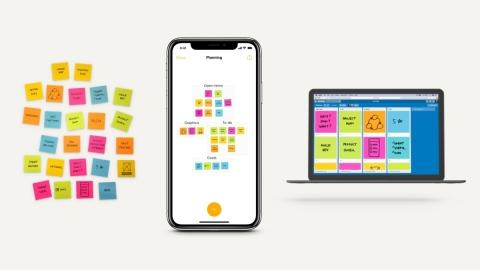 Post-it Brand Announces Integration with Trello, Turning Ideas On Paper Into Digital Project Plans