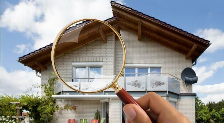 FHA inspection involves an appraiser taking a magnifying glass to your home to make sure it's safe.