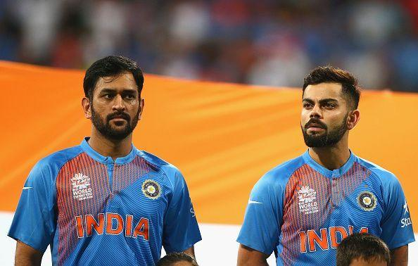 MS Dhoni and Virat Kohli are two of the most popular cricketers on the planet