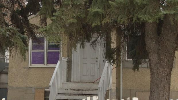 The house in north Edmonton that Kevin Yellowbird entered in September 2017. It was the last time his friends saw him alive.