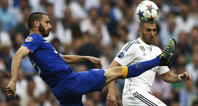 Can Bonucci and Juve's backline control Real's frontline? (AP Photo)