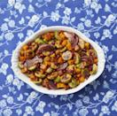 """<p>Long gone are the days when Brussels sprouts were everyone's least favorite vegetable—today you'll find them everywhere: in <a href=""""https://www.thepioneerwoman.com/food-cooking/meals-menus/g32934608/sheet-pan-dinner-recipes/"""" rel=""""nofollow noopener"""" target=""""_blank"""" data-ylk=""""slk:sheet-pan dinners"""" class=""""link rapid-noclick-resp"""">sheet-pan dinners</a>, at fancy restaurants, and even on the breakfast table. Whether you're a reformed Brussels sprouts hater or you've always loved them, you can't go wrong with the 25 great Brussels sprouts recipes in this collection. </p><p>It's really a mystery why these underrated veggies ever had a bad reputation: They're starchy and filling, and they crisp up like no other food when you roast them or throw them in with an <a href=""""https://www.thepioneerwoman.com/food-cooking/meals-menus/g32264697/best-air-fryer-recipes/"""" rel=""""nofollow noopener"""" target=""""_blank"""" data-ylk=""""slk:air fryer recipe"""" class=""""link rapid-noclick-resp"""">air fryer recipe</a>. With all that going for them, Brussels sprouts have become a holiday fixture for many families—they've even earned a seat at Ree Drummond's table, along with her other <a href=""""https://www.thepioneerwoman.com/holidays-celebrations/a10854/my-favorite-thanksgiving-side-dishes/"""" rel=""""nofollow noopener"""" target=""""_blank"""" data-ylk=""""slk:favorite Thanksgiving sides"""" class=""""link rapid-noclick-resp"""">favorite Thanksgiving sides</a>. """"If there's anything better than roasted Brussels sprouts, I can't think of what it is,"""" she says. </p><p>In this gallery, you'll find plenty of fall-forward ideas like cranberry balsamic roasted Brussels sprouts, plus inventive dishes like Kung Pao Brussels sprouts and smashed Brussels sprouts. You'll also see ideas for turning Brussels sprouts into a salad, breakfast hash, and pizza topping. </p><p>If that's not enough to satisfy your veggie cravings, check out the best <a href=""""https://www.thepioneerwoman.com/food-cooking/meals-menus/g37014724/broccoli-recipes/"""" rel=""""no"""