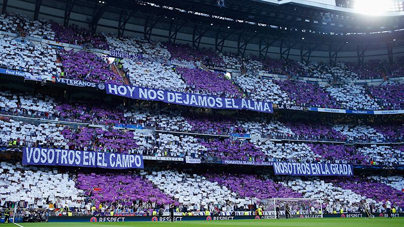 Le Real Madrid rend hommage à Juanito