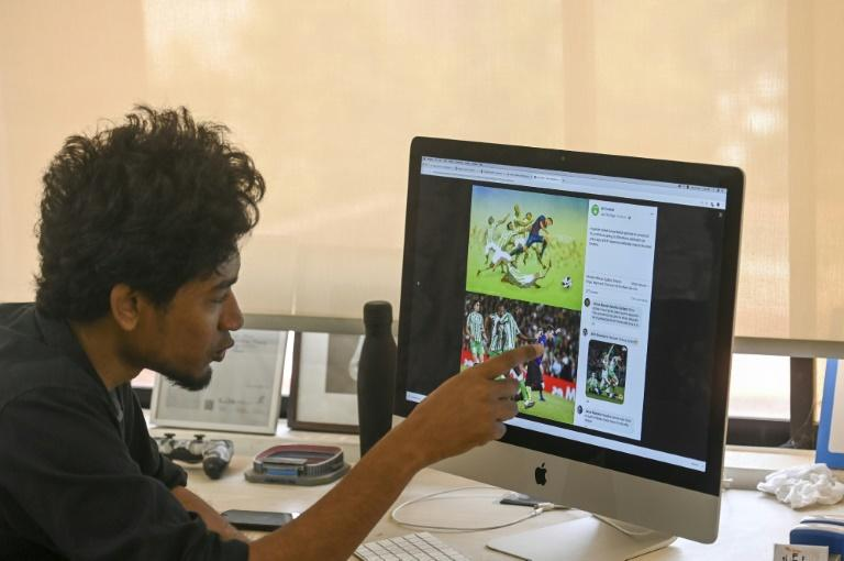 Bangladeshi architect Suhas Nahian, who owns an architecture firm, said he drew the digital painting as a student in 2013