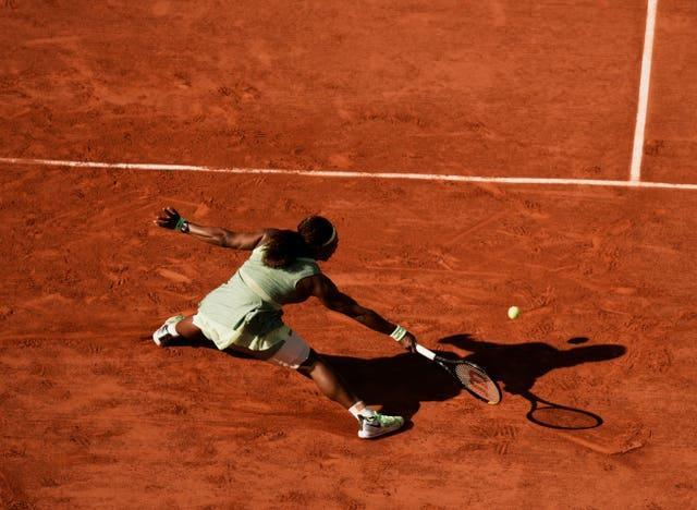 Serena Williams also bowed out of the French Open after defeat to Elena Rybakina in the fourth round