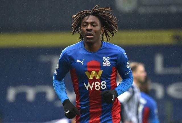 Eberechi Eze has shown flashes of his undoubted quality at Crystal Palace