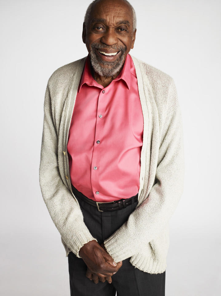 """Bill Cobbs stars as George in """"Go On"""" on NBC."""