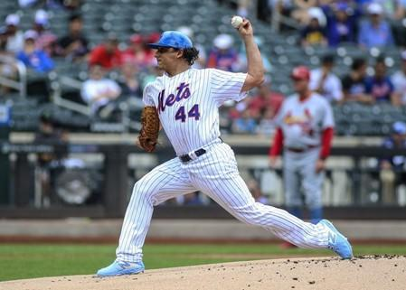 FILE PHOTO: MLB: St. Louis Cardinals at New York Mets