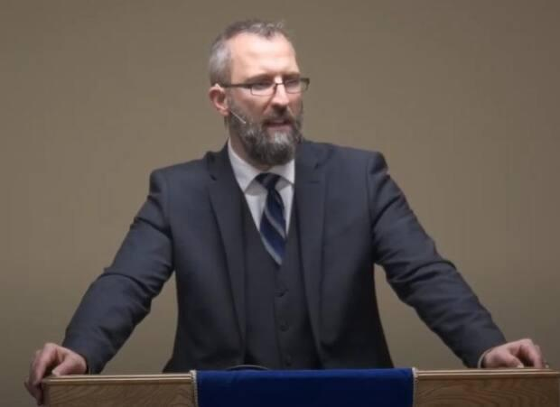 Pastor Tim Stephens of Fairview Baptist Church in southeast Calgary was charged back in January under the Public Health Act, and received a $1,200 fine. His church continues to hold public services.