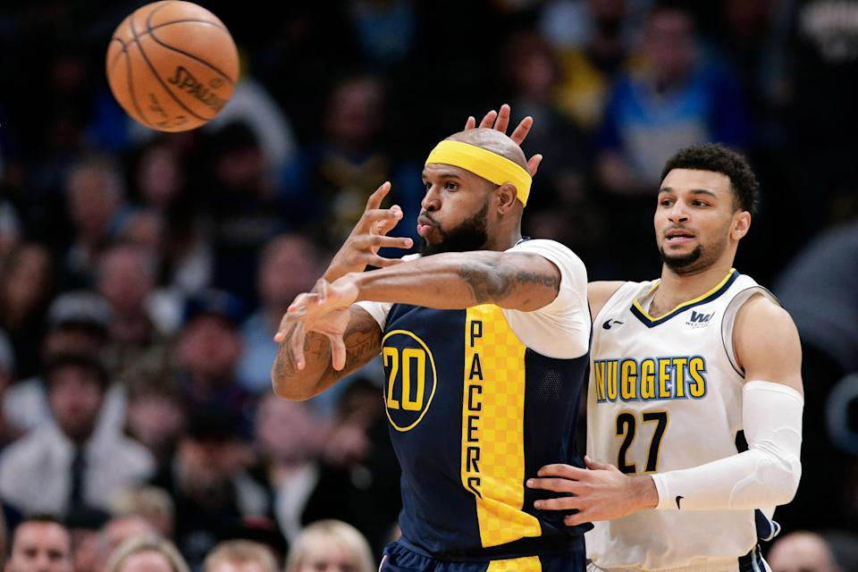 Trevor Booker, Indiana Pacers