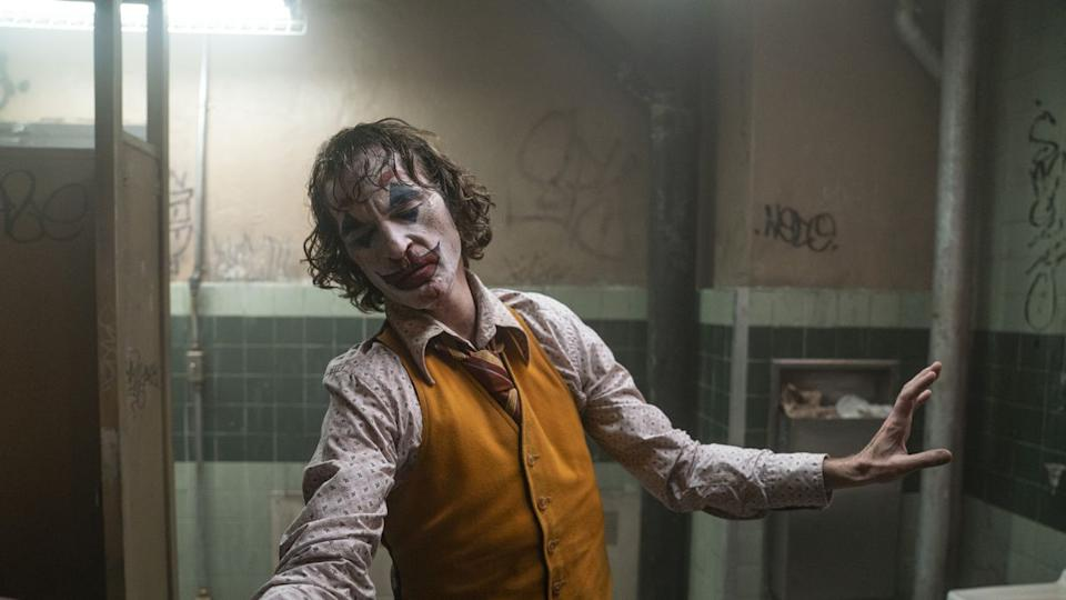Joaquin Phoenix brings interpretive dance to his lead role in 'Joker'.