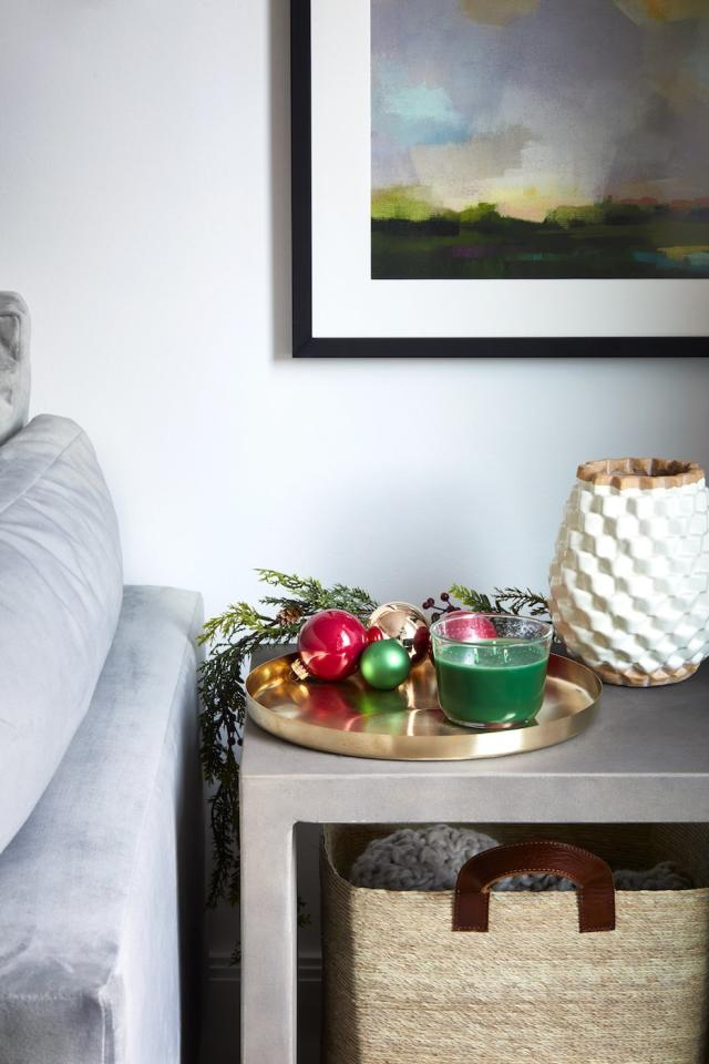 """<p>Want to cozy up your home after you've spent a day braving the cold outside? Light Glade Icy Evergreen Forest 3-Wick Candle, and the scent of fresh woods, frosty air, and eucalyptus will soon fill the air. Careful, it may just make your space feel so comfy, you'll never want to leave. </p> <p><strong>To buy: </strong><a href=""""https://www.walmart.com/ip/Glade-3-Wick-Candle-Air-Freshener-1-CT-Icy-Evergreen-Forest-6-8oz/252650522"""" target=""""_blank"""">walmart.com</a>. </p>"""