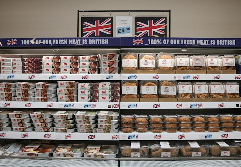 No-deal Brexit: Food exports to be turned away from EU in 'health mark chaos', industry warns