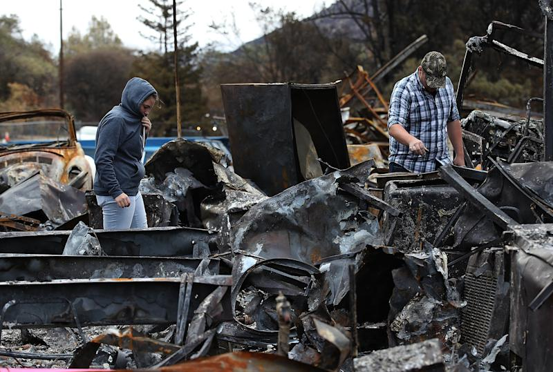 Camp Fire Death Toll Lowered After Remains of At Least 1 Person Were Mistakenly Sorted into Separate Bags
