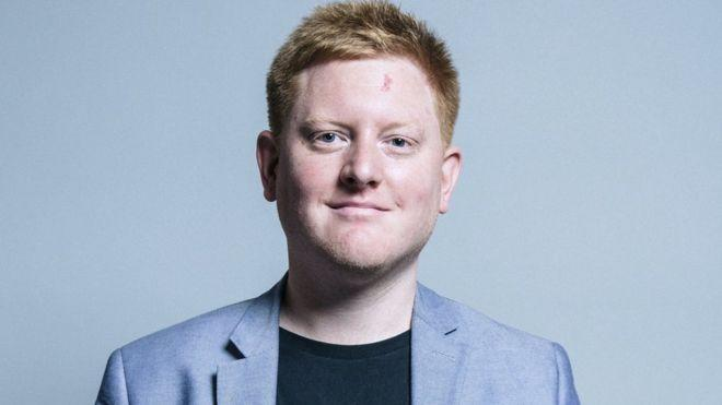 Jared O'Mara announced he would be stepping down as MP for Sheffield Hallam in July this year. (PA)