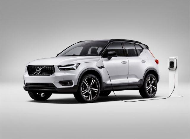 Volvo's entire product range is getting electrified