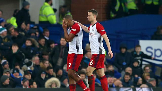 James McCarthy suffered a double leg break in a challenge with Salomon Rondon on Saturday, and the West Brom man has sent his support.
