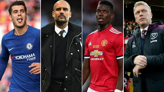 Adam Hurrey takes a look at what is certain to happen in the Premier League this week.