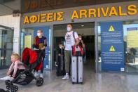 Tourism season officially opens in Greece