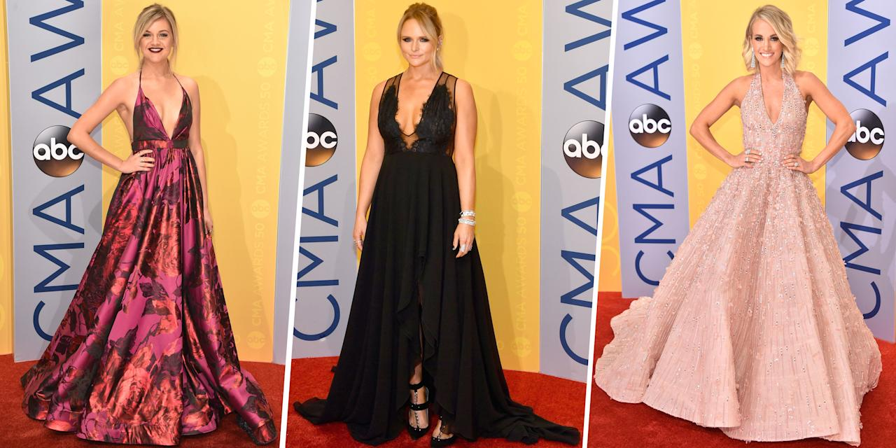 all the must see looks from the 2016 country music awards