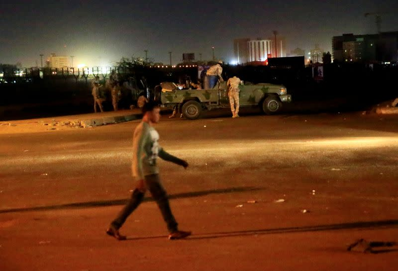 Sudan reopens airspace after revolt quelled
