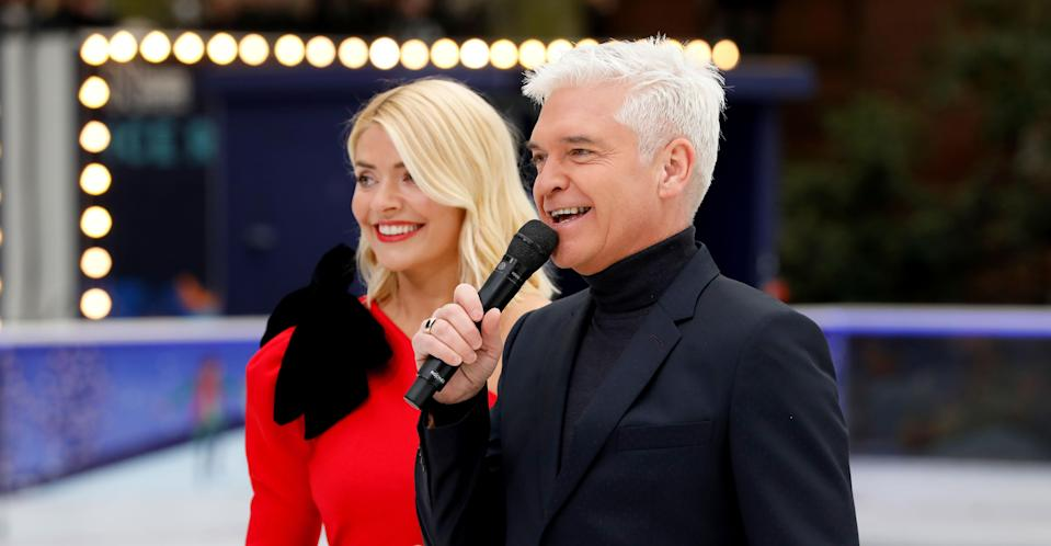 Schofield denies 'Dancing on Ice' is fixed (PA Images)