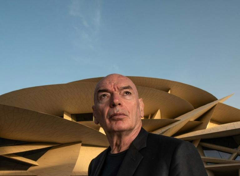 Nouvel won architecture's top global award, the Pritzker Prize, in 2008 (AFP Photo/Ammar Abd RABBO)