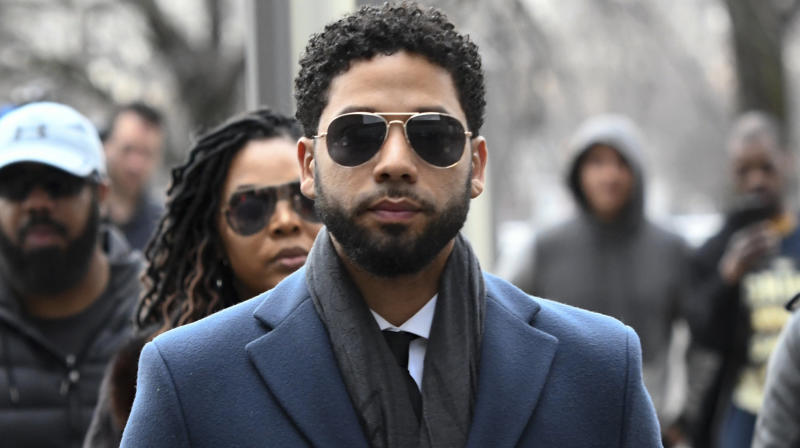 Jussie Smollett Pleads Not Guilty To 16 Charges In Alleged Hate Crime Hoax
