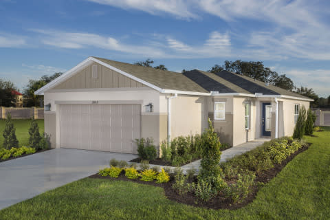 KB Home Announces the Grand Opening of Preservation Pointe